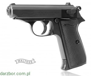 Pistolet  Walther PPK/S - Blow Back